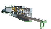 chất lượng tốt Non Woven Cutting Machine & Large Commercial Garment / Bed Sheet Folding Machine 380V 50HZ 3.5KW - 6.5KW bán